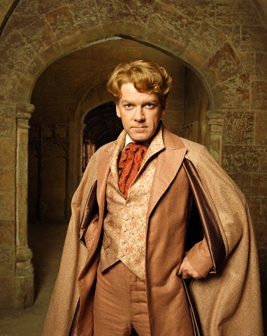 Professor Gilderoy Lockhart ( Kenneth Branagh )