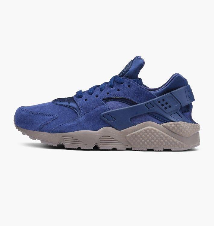 f3685009af73 Nike Air Huarache Run Se Binary Blue Dark Maroon Sale
