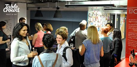 A few pictures from our brilliant London Women Startup Meet and Eat networking event!