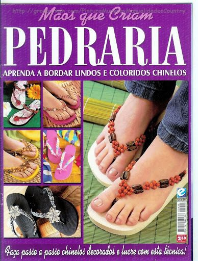 Pedreria Bordar Chinelos - Charo - Álbumes web de Picasa