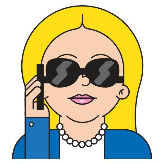 Now You Can Get an Entire Hillary Clinton Emoji Keyboard
