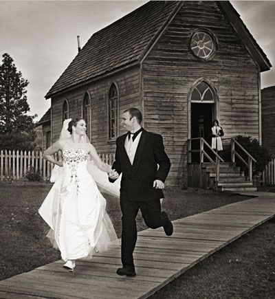 Country Church Weddings