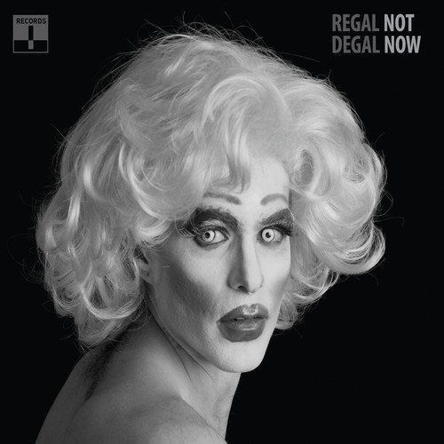 Regal Degal Not Now CD Factory Sealed #ExperimentalRock
