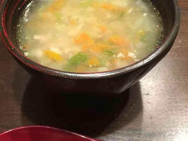セブンみたいな☆生姜香るもち麦スープ2の画像