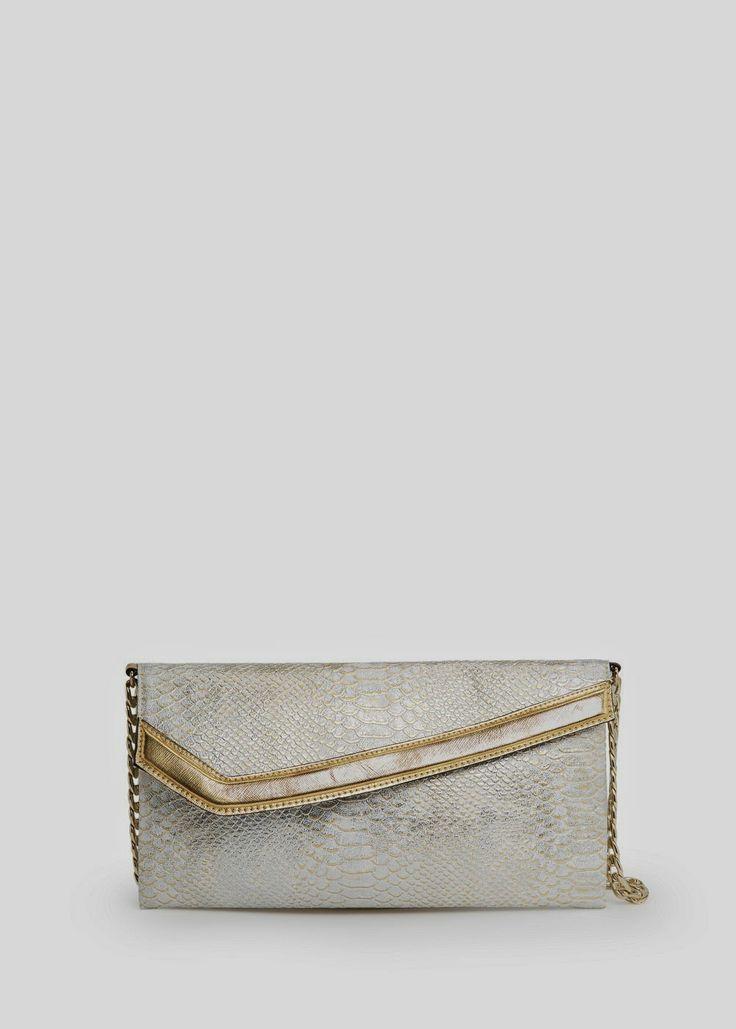 Mango 29,99€  #fashion #lowcost  http://cuchurutu.blogspot.com.es/2014/05/complementos-de-boda-lowcost.html