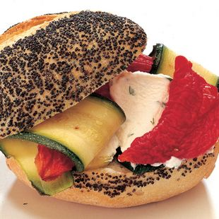 ... on Pinterest | Tarragon chicken, Eggplant sandwich and Chicken panini