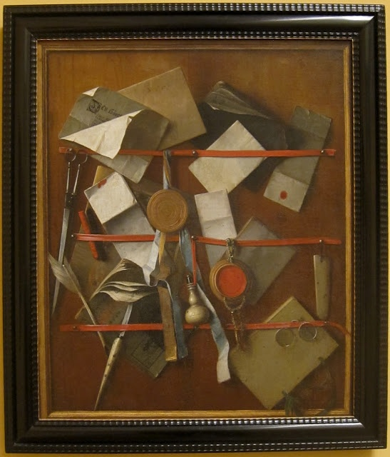 Samuel Van Hoogstraten art