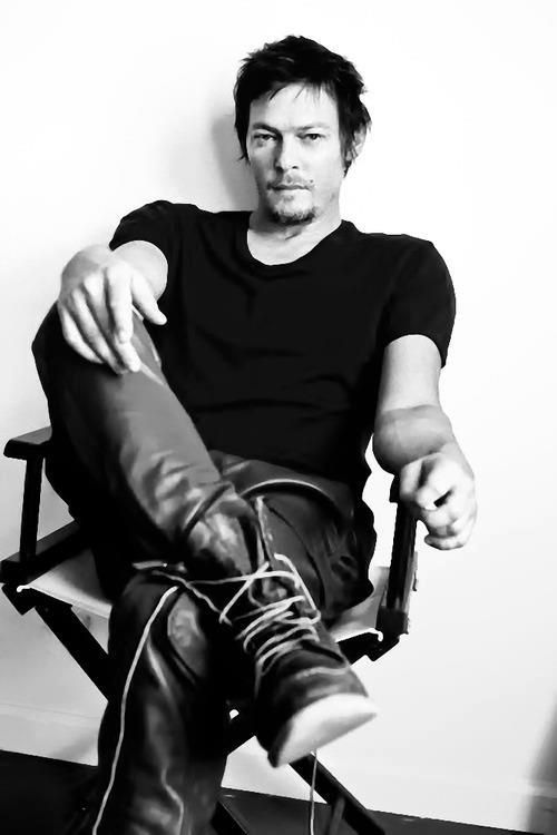 Norman Reedus --- Can'...