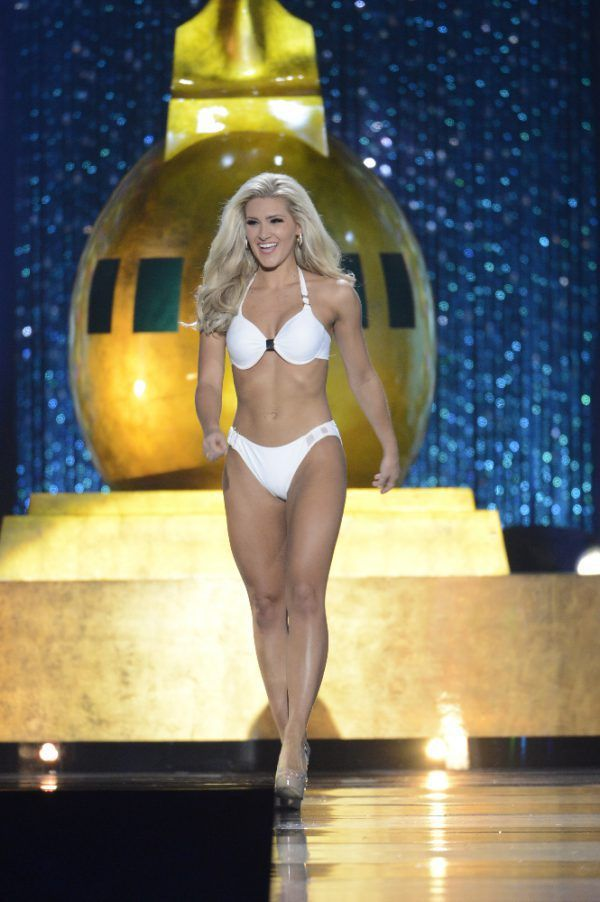 The Miss America system looks for women who are comfortable in their own skin and who have a commitment to a healthy lifestyle.   We all have our favorite contestants, but 10 ladies caught our eye during swimwear in Miss America 2017. Click to see them all.