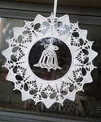 Αποτέλεσμα εικόνας για szydełkowe dzwoneczki schematy