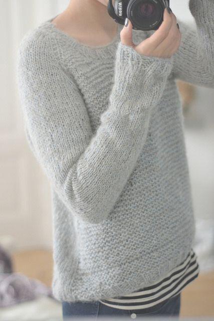 Вяжем с Drops Brushed Alpaca Silk - подборка моделей