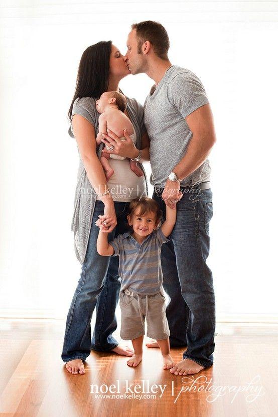 newborn/family photo