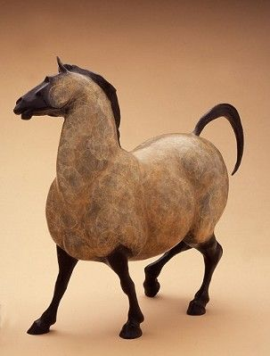 Star York  Rock Art Mare Coquette   Bronze Limited Edition  H 14in x W 15in x D 5in