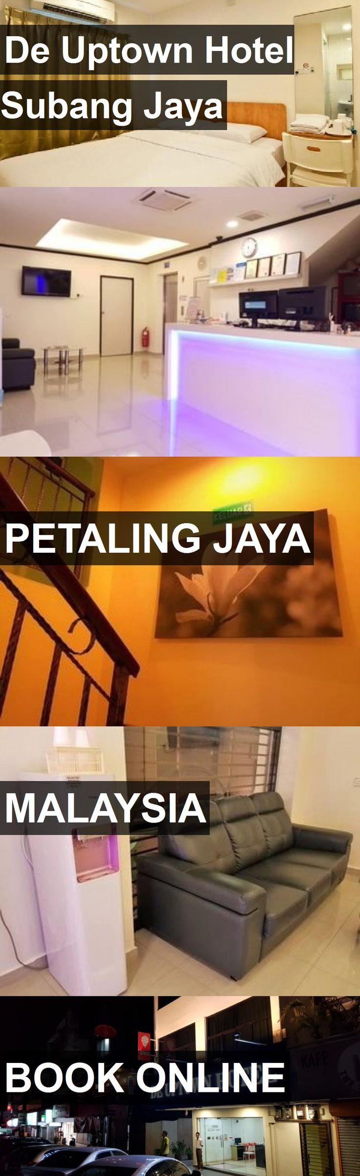De Uptown Hotel Subang Jaya in Petaling Jaya, Malaysia. For more information, photos, reviews and best prices please follow the link. #Malaysia #PetalingJaya #travel #vacation #hotel