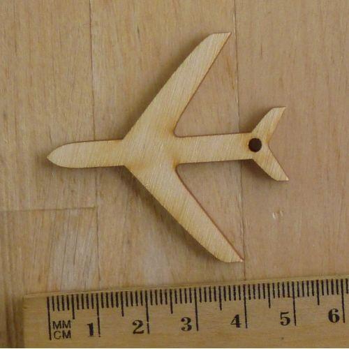 Flugzeug 50mm Flieger