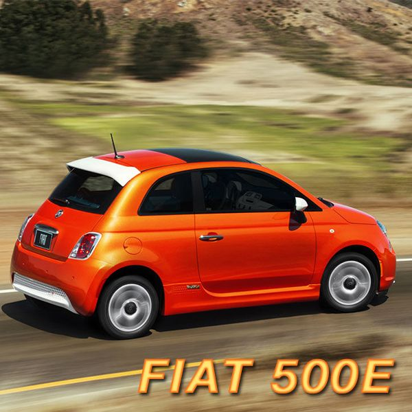 11 Best 2013 FIAT 500e Images On Pinterest