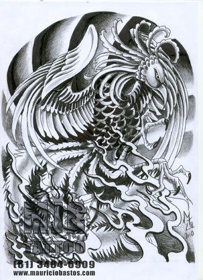 106 best images about fenix tattoo on pinterest phoenix for Fenix tribal tattoo