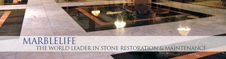 MarbleLife - Marble Polishing - Granite Polishing, Terrazzo Cleaning, Ceramic Tile & Grout Cleaning, Restoration, Maintenance, Sealing Services and Marble Care Products