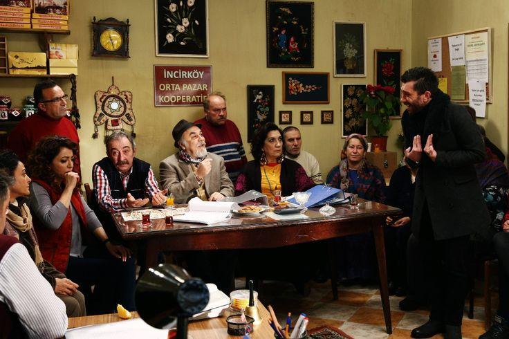 """HABER   Yeni dizi """"Aile İşi""""nin ilk fragmanı yayınlandı pelin akil - ufuk özkan - can bonomo"""