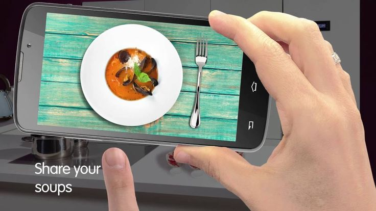 The 'Cook & Create' app is great for both seasoned and new cooks to help them create delicious meals from scratch. All Android, iPhone, iPad and iPod devices supported. Download the app and get cooking!