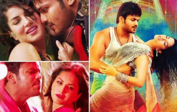 Sunny Leone Current Theega Song Video