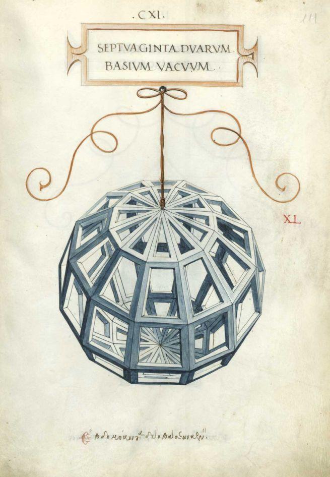 La divina proporzione, Leonardo Da Vinci