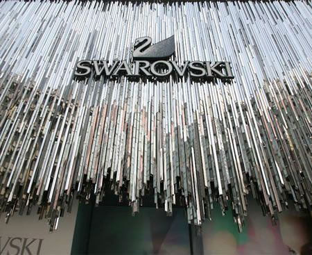 The one and only...Please visit www.theluxcrystal.com to meet Swarovski's new baby, Touchstone Crystal!