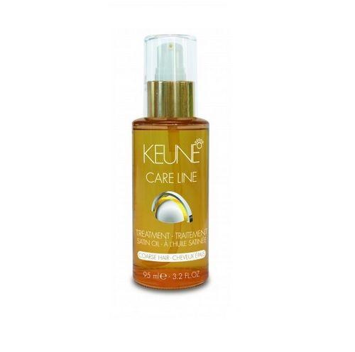 Keune Keune - Ulei reparator par aspru Satin Oil 95 ml