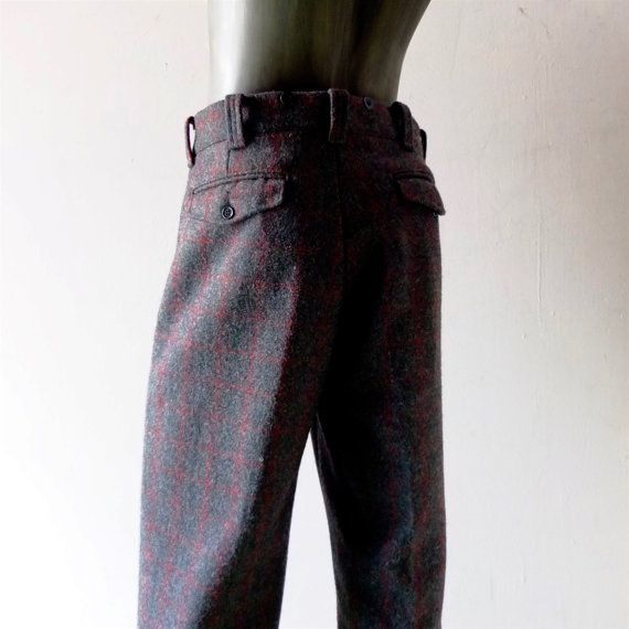 Woolwich Malone Wool Hunting Pants  Like New   by GreatGuyGifts