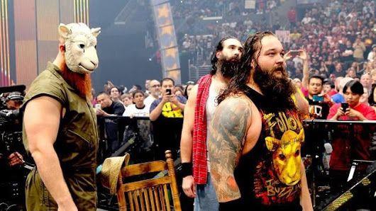 Kane vs. Bray Wyatt