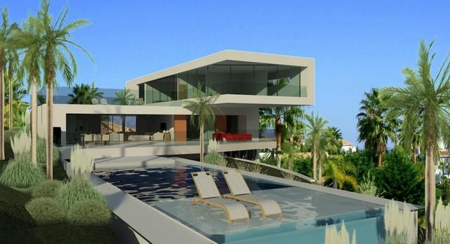 Modern Design Homes for sale in Marbella Club Golf