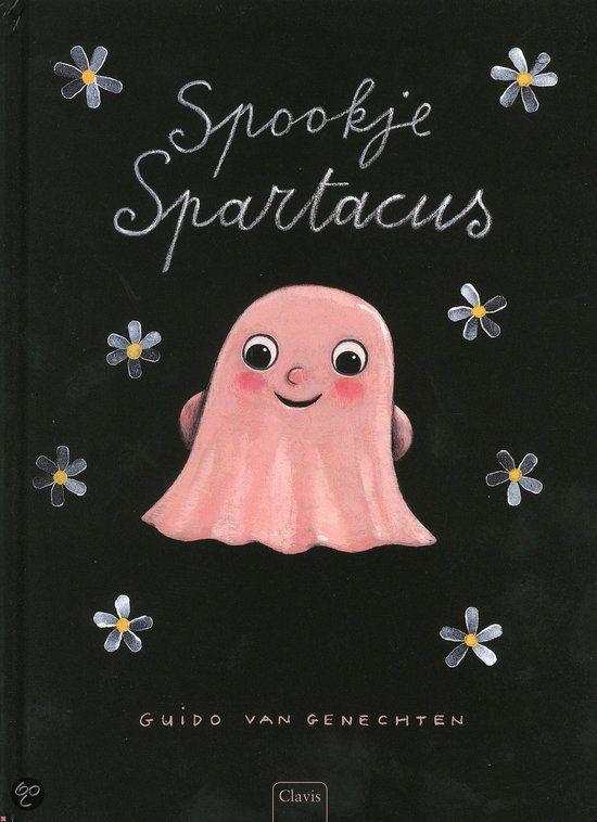 Spookje Spartacus Guido van Genechten