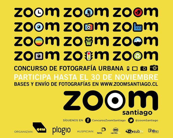 ZOOM SANTIAGO: Concurso de Fotografía Urbana