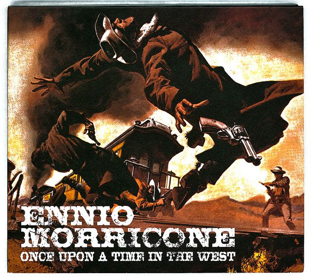 """Ennio Morricone, """"Once Upon a Time In the West"""" (1968)"""