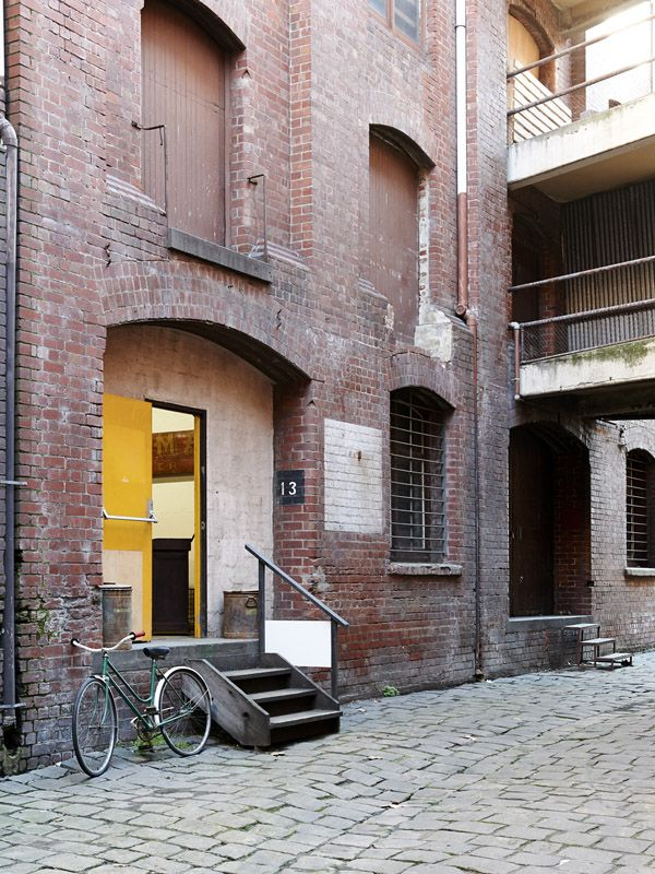 warehouse loft apartment exterior. Awesome Industrial Loft Apartment Exterior Ideas House Design  List