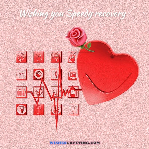 how to wish a patient to get well soon
