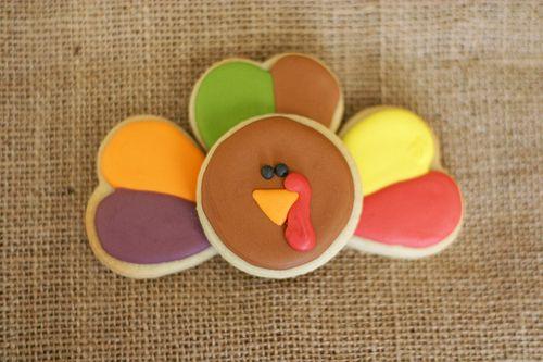 It's a turkey...use heart cookie cutter