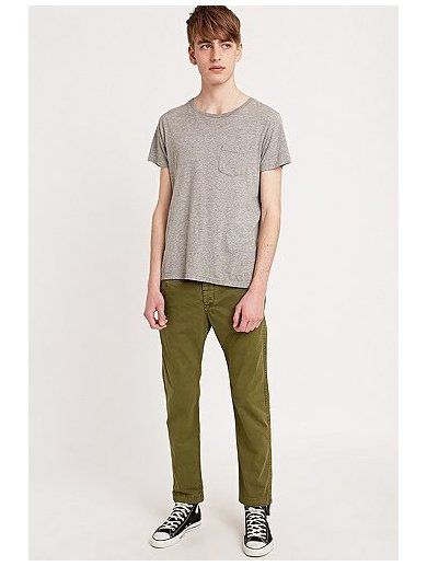Shore Leave Kurtz Trousers in Khaki