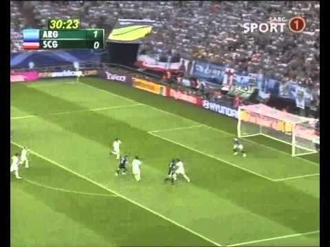 Best World Cup goals. Best World Cup goals. 2006 Esteban Cambiasso Argentina v Serbia http://www.justaplatform.com/best-world-cup-goals/
