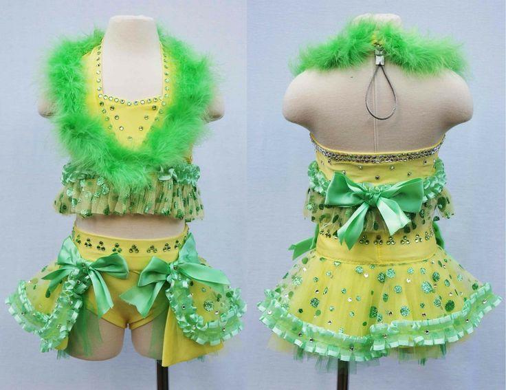 Glitz Again Dance Costume Consignment Shop -Jazz Child -1560