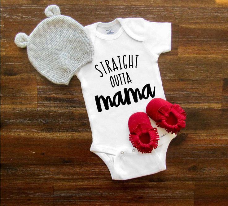 Baby onesie Baby Shower Gift Straight outta mama funny rap Baby Boy Baby Girl long sleeved onesie new Mama onesie Baby Clothing Carters by TheBarnCustomDesigns on Etsy https://www.etsy.com/listing/556982121/baby-onesie-baby-shower-gift-straight