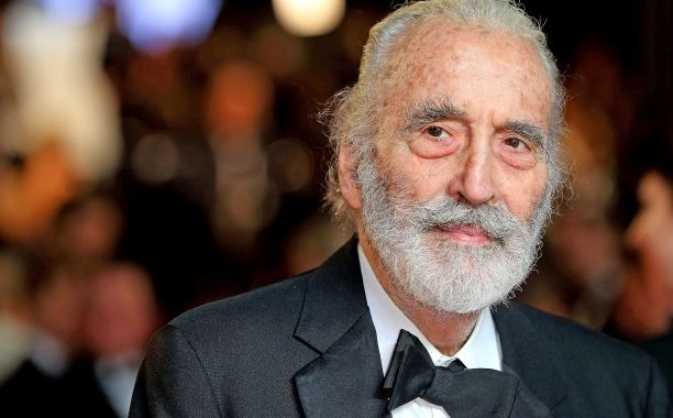 Sad news today. RIP Christopher Lee. We'll remember him for his roles in The Lord of the Rings Trilogy, Star Wars prequels, classic horror movies, and more.