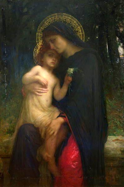 Antoine Auguste Ernest Hebert (1817 – 1908, French)                                                                                                                                                                                 More