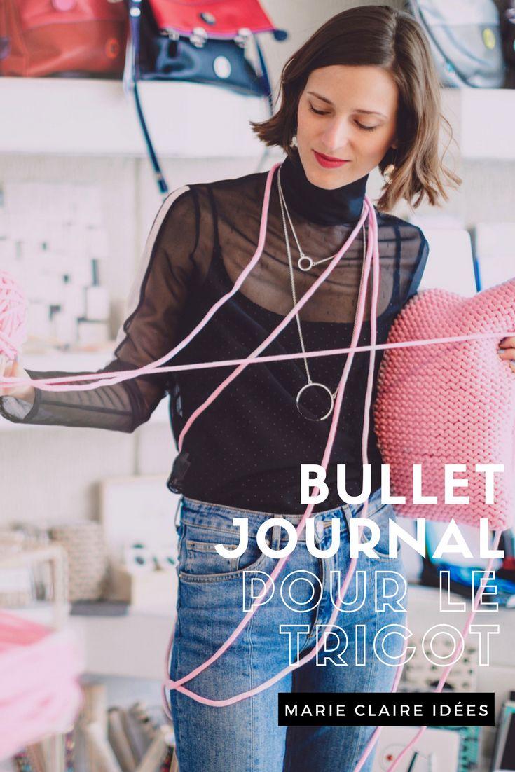 Accro au tricot et beaucoup trop d'idées DIY en tête ? On garde les idées claires avec le bullet journal pour tricopathe, un outil indispensable pour s'organiser, et gagner du temps.
