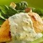 Riquísimas pechugas de pollo con salsa de espinacas; ¿lo mejor? ¡estarán listas en 15 minutos!