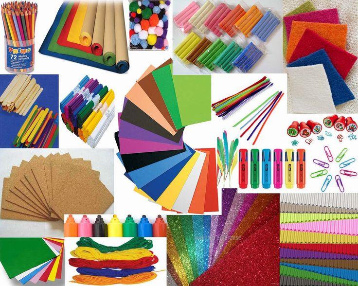 Η κυρία Αταξία: 36 υλικά για πιο δημιουργικά μαθήματα
