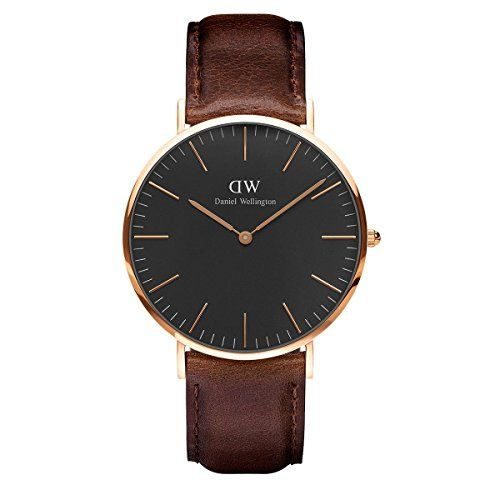 Daniel Wellington - Unisex Watch - DW00100125 - http://www.darrenblogs.com/2017/03/daniel-wellington-unisex-watch-dw00100125/