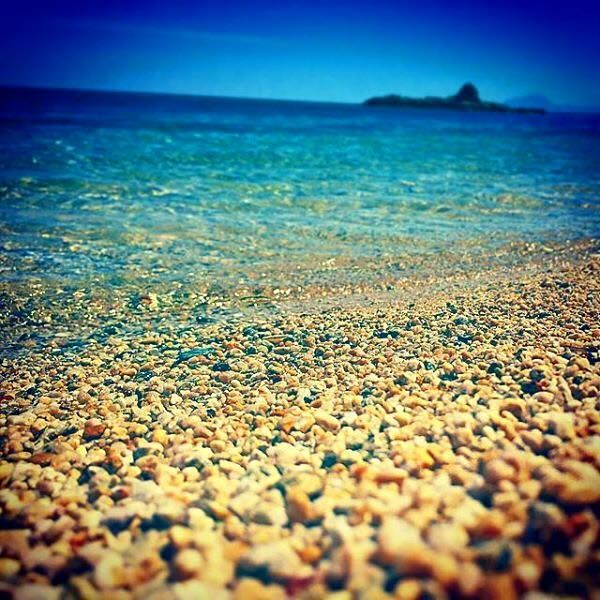 Almyra Beach, Kavala, #Macedonia Greece
