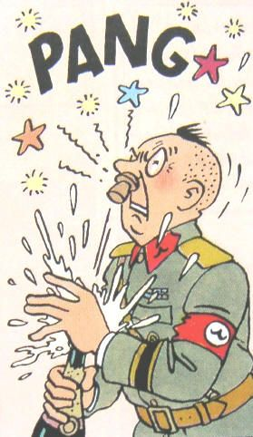 Colonel Sponz - The Adv. of Tintin