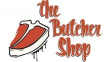 The Butcher Shop Logo